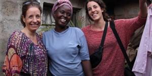 Volunteer – Monique and Karina Djarn